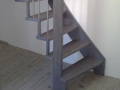 Zimmerei Hog - treppenbau