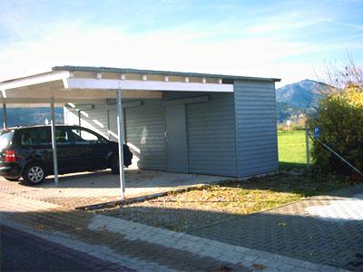Zimmerei Hog - Carport